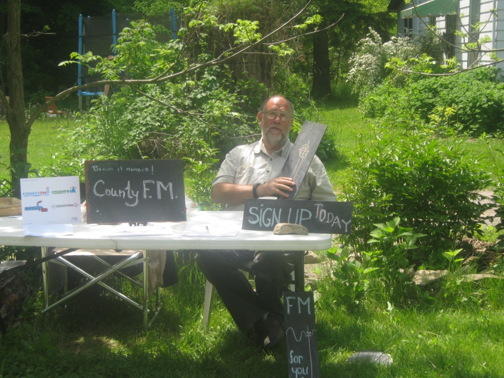 County FM at Vicki's Seedling Sale May 26th, 2012 #2